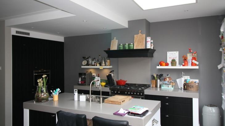 verbouwing maarssen keuken
